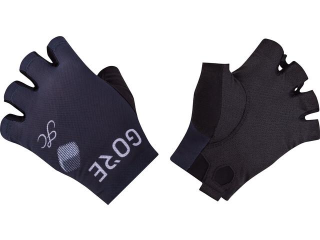 GORE WEAR Cancellara Short Finger Gloves, orbit blue
